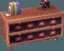 Square alpine dresser