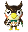 Blathers - Animal Crossing