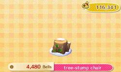 Tree-Stump Chair Catalog