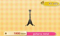 Guitarra metal
