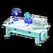 NH-Furniture-Cute DIY table (sky blue)