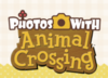 Photos with Animal Crossing Logo