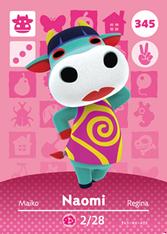 Amiibo 345 Naomi