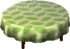 Leaf alpine large table