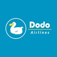 Logo Dodo Airlines (New Horizons)