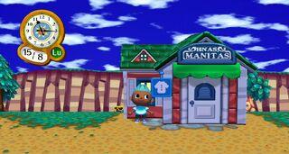 Hermanas Manitas Wii