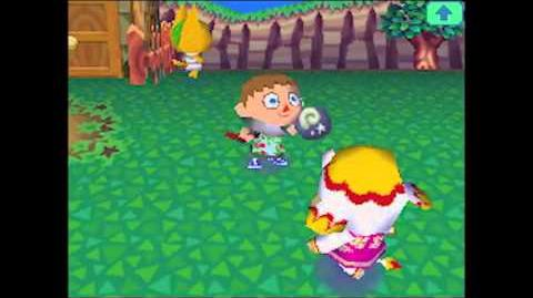 Animal Crossing Wild World - Wii U