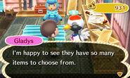 Gladys Retail