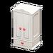 NH-Furniture-Cute wardrobe (white)