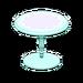 NH-Furniture-Cute tea table (sky blue)