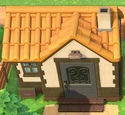 Savanah house acnh