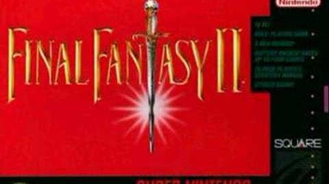 Final Fantasy IV (II) Music Boss Battle