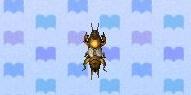 Mole cricket encyclopedia (New Leaf)