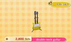 Double-Neck Guitar Catalog