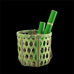 Bamboo Basket Animal Crossing Wiki Fandom