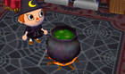 Creepy cauldron cf