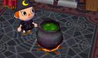 Creepy cauldron cf