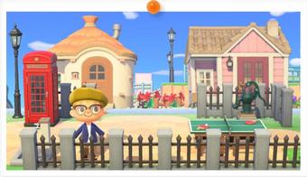 Fence New Horizons Animal Crossing Wiki Fandom