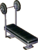Weight bench NL