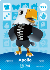 Amiibo 297 Apollo