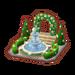 Fontaine luxueuse niveau 3-ACPC