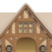 NH-House Customization-brown chalet exterior