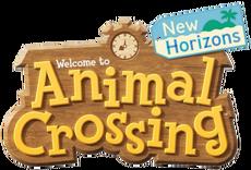 Animal Crossing New Horizons (Logo)