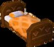 Common bed orange NL