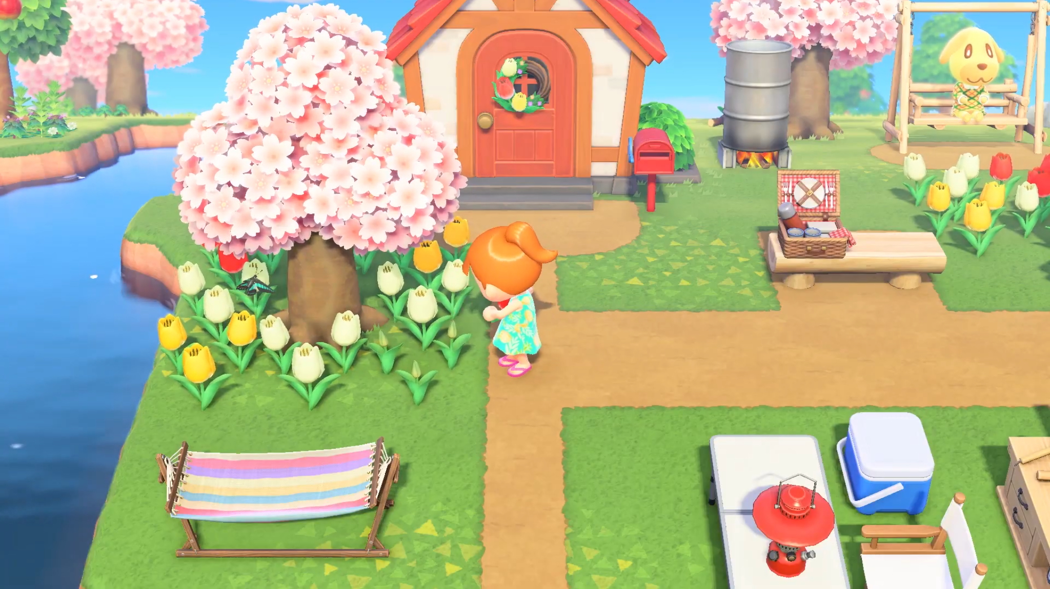 animal crossing new horizons items
