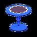 NH-Furniture-Cute tea table (blue)