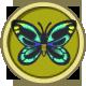 Birdwing Butterfly (City Folk).png