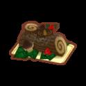 Icono Tronco de chocolate (Pocket Camp)