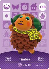 Amiibo 158 Timbra