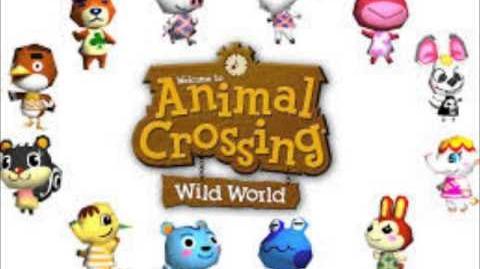 Thème musical du village dans Animal Crossing: Wild World