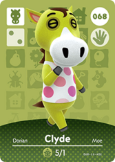 Amiibo 068 Clyde