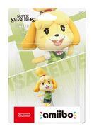 Super-Smash-Bros Isabelle-amiibo