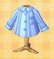 Blue PJ Shirt