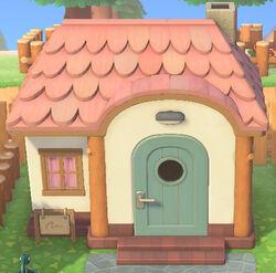 Mireille house acnh