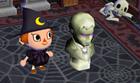 Creepy statue cf