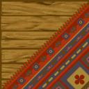 Flooring cabin rug