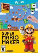 Mario Maker cover