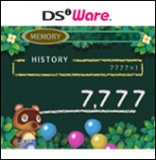 Animal-Crossing-Calculator DSiWareboxart