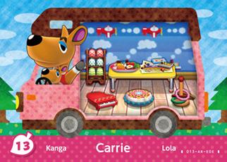 Carrie | Animal Crossing Wiki | Fandom