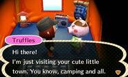 Truffles camping1