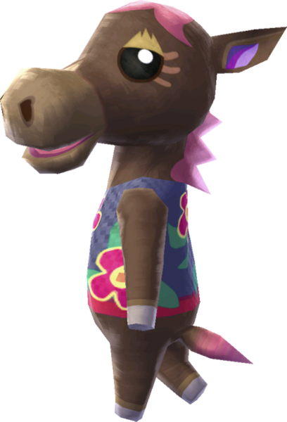 Horse Animal Crossing Wiki Fandom Powered By Wikia