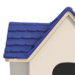 NH-House Customization-blue tile roof (3rd House Upgrade)