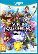 Super Smash Bros. for Wii U - Boîte