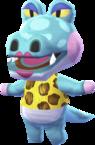 Allie - Animal Crossing New Leaf