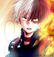Shoto-My Hero Academia