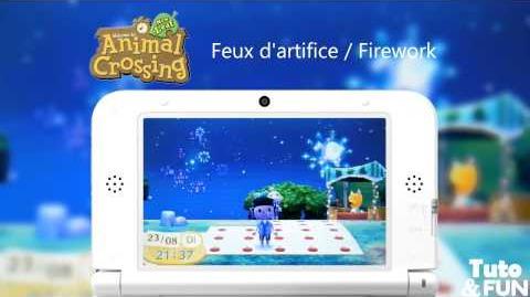 Firework - Animal Crossing- New Leaf